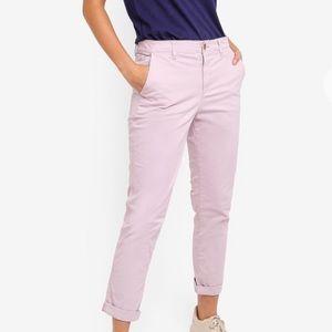 Gap Girlfriend khaki pants